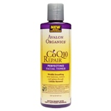Avalon Organics COQ10 FACIAL TONER MADE IN USA