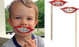 Silly Sticks Made in USA - Vampire Smile