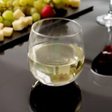 Libbey Stemless wine glass  - Made in USA - Set of 2