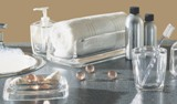 Capri Bath Accessories Set American Made