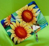 Sunflower Bouquet Cutting Board  Made in USA