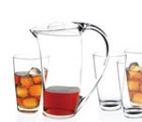 Geo Unbreakable 7-pc. Drinkware Set  Made in USA