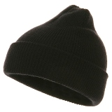 Toddler Knit Cuff Beanie - Navy