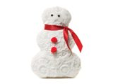 Snowman Made in America Dog Toy American Made