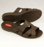 Womens Cross Strap American Made Sandal