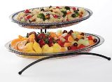 2 Tier Buffet Server American Made