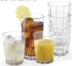 American Made Stackable Tumbler Set of 12 (2 sizes)