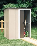 Brentwood 5' x 4' Shed Made in USA