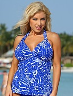Royal Bahama Tankini - American Made