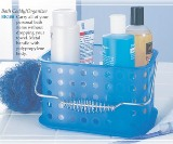 Bath Basket Caddy Made in USA