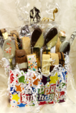 Happy Birthday Biscotti Gift Basket Made in USA