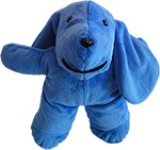 Puppy Stuffed Animal Toy Made in USA