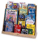 Book Display Stand - American Made