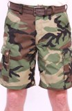 Woodland Cargo Shorts Made in USA