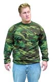 Long Sleeve Camo Pocket T-Shirt - American Made