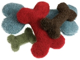 Bones Dog Toy Made in USA