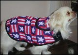 Dog America Dog Coat  American Made