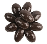 16oz Dark Chocolate Almonds - Made in USA