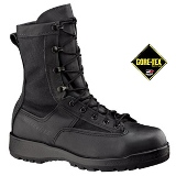 700 - Belleville Waterproof Black Combat and Flight Boot Made in USA - ARMY, USAF FLIGHT
