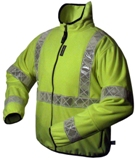 Rivers West Flagger Safety Jacket w/Tape American Made