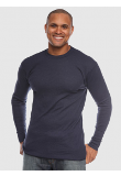 American Made Unisex 50/50 Long Sleeve Thermal