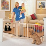 Extra-Wide Swing Gate Made in USA