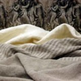 Brahms Mount 100% Linen Blanket - American Made