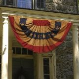 Heritage 3'x6' Cotton Full Fan Flag