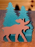 Moose 'N Trees Organizer Made in USA