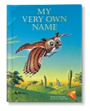 My Very Own Name Personalized Storybook - American Made