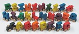 Maple Landmark NameTrain Bright A-Z Eng Cab 28pc