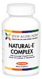 Natural-E� Vitamin E Complex 400 IU Made in USA
