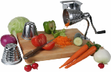 3-Cone Griscer Vegetable Slicer - American Made