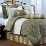 Victor Mills Comforter Set Made in USA - Park Place
