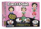Princess Party Cast And Paint Model Kit: