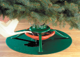 Christmas Tree Stand Mat  Made in USA- 48'' Round