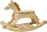 Rocker-Feller Rocking Horse Made in USA