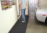 9ft Garage Floor Runners Made in USA