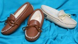 Children's Softsole Sheepskin Slippers - American Made by Footskins