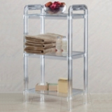 3 Tier Bathroom Stand Made in USA