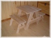Two person picnic table - American Made