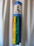 Printed Lighthouse American Made Windsock