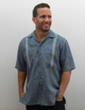 Casual shirt with Micro Fiber Made in USA!