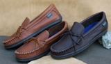 Men's Rubber Sole Shoes (Cowhide) - American Made by Footskins