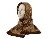 Cotton Hood Scarves Made in USA
