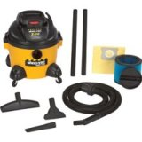Shop-Vac 6gallon 3.0hp wet dry vac American Made
