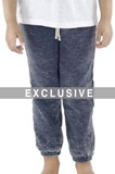 Kids Destroyed Wash Fleece Sweatpant Made in America