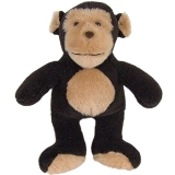 Stuffed Monkey Made in America Funky Monkey
