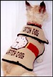 Watch Dog Winter Dog Coat - American Made