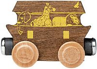 Maple Landmark Color Cars - Noah'S Ark - Made in America